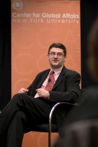 Mark Galeotti 2009