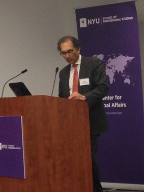 Homi Kharas, Deputy Director for the Global Economy and Development program at the Brookings Institution